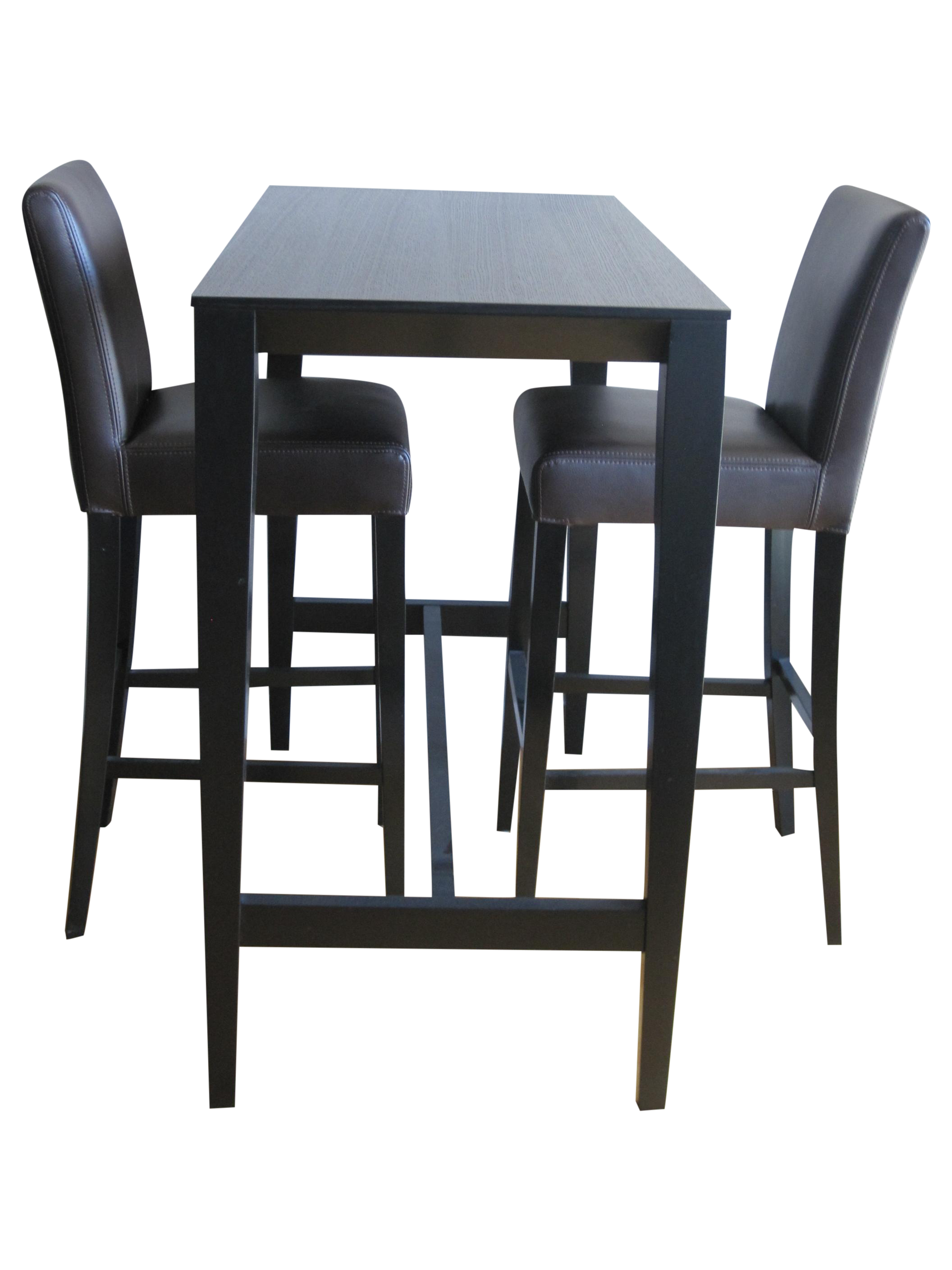 Is crate and barrel furniture good quality - Crate Barrel Triad High Bar Table 2 Stools Black Retails For Over 800 For The Set Selling For 600 Obo Check Out Myyardsaleonline Com For